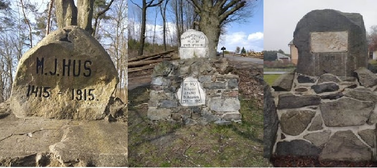 Náboženství na cestách: Husovy kameny astopy reformace na Kdyňsku